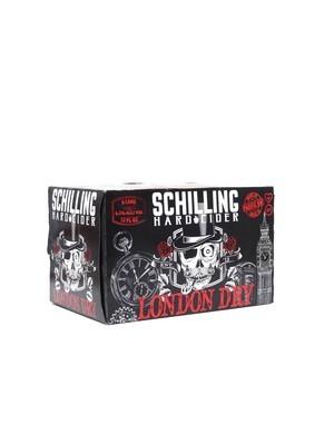 Schilling Hard Cider London Dry 6pk/12oz (F11-1)2