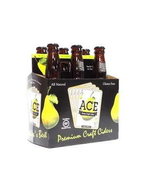 Perry Craft Cider 6pk/12oz By Ace California (F12-4)H