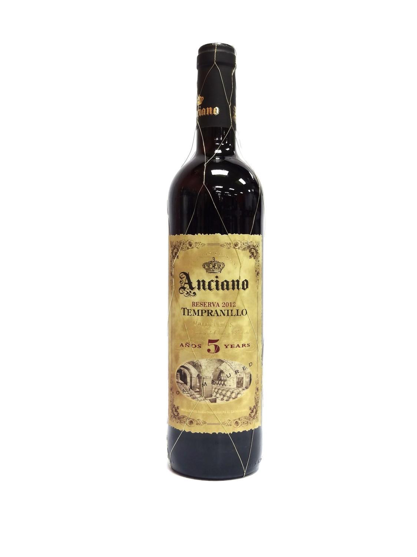 Anciano Grand Reserve Tempranillo Valdepenas 750 ml [6](E10-1)4