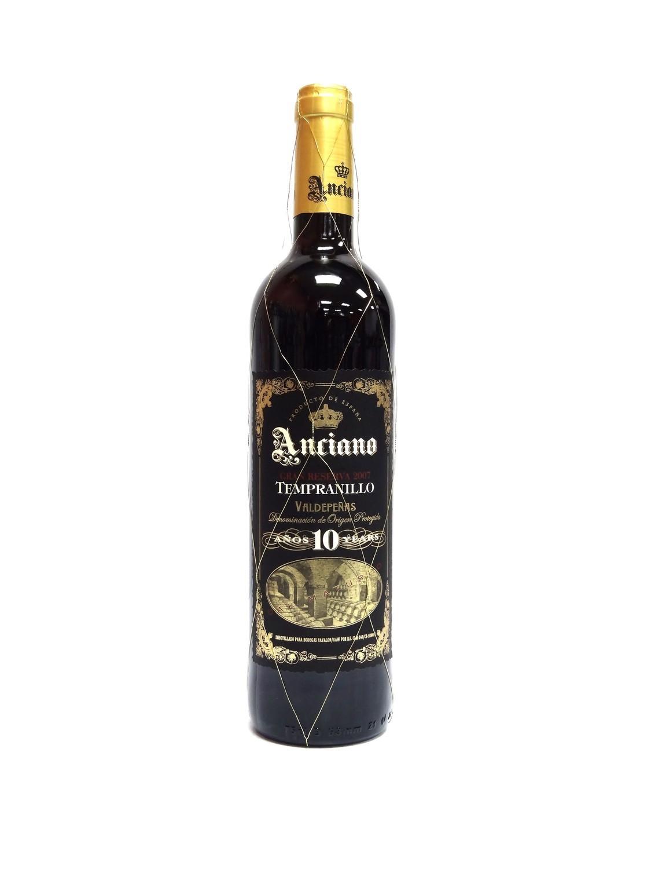 Anciano Tempranillo Valdepenas 750 ml [6](E10-1)4