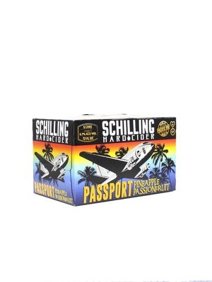 Schilling Hard Cider Passport 6pk/12oz (F11-1)2