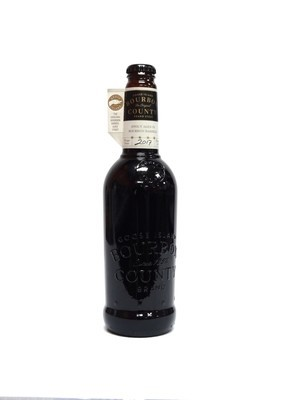 Bourbon County stout 2017 by Goose Island from Chicago, IL 16.9oz Single Bottle (F3-5)H