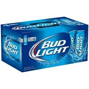 Bud Light 8pk/16oz Cans (F17-2)