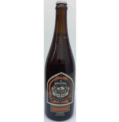 Red Headed Stranger By  Brasserie Saint James From Reno, NV 750ml Bottle () 2