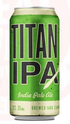 Titan IPA By Great Divide Brew From Denver, CO 12oz 6pk Can (F11-8)C