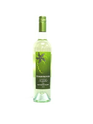 Starborough Sauvignon Blanc From Marlborough, New Zealand 750ml ()9