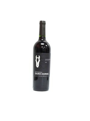 Dark Horse Zinfandel From California 750ml Bottle ()9