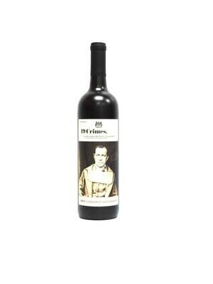 19 Crimes Cabernet Sauvignon 750ml Bottle From Australia ()9