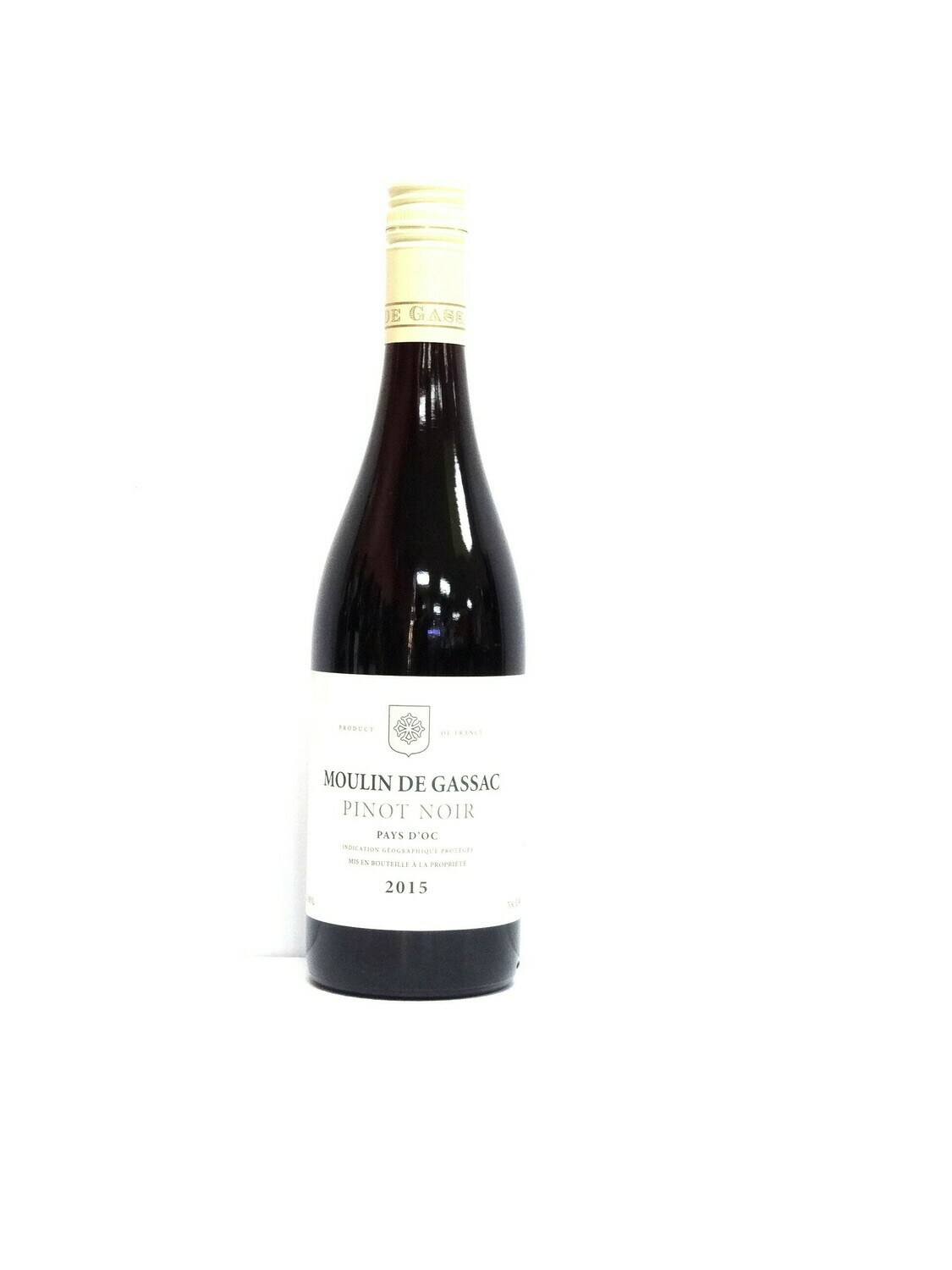 Moulin De Gassac Pinot Noir From France 750ml (D8-3)2