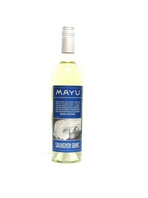 Mayu Sauvignon Blanc Of Chile 750ml (E7-1)2