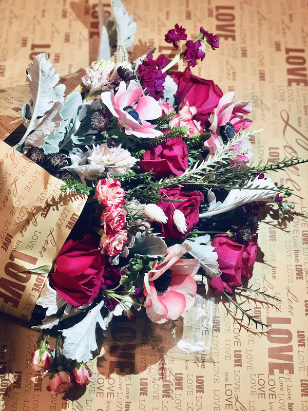 Love me bouquet