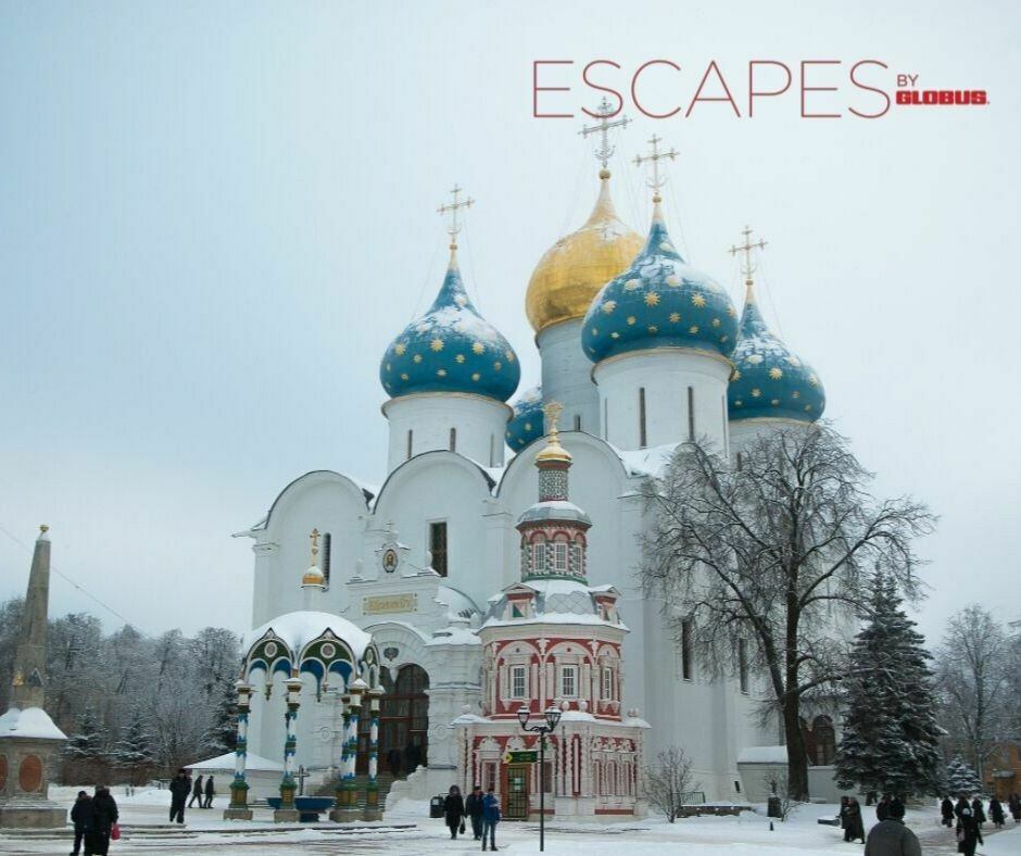 7D Russian Escape | ESCAPE by Globus