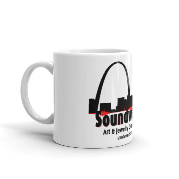 Soundwave Art™ Mug