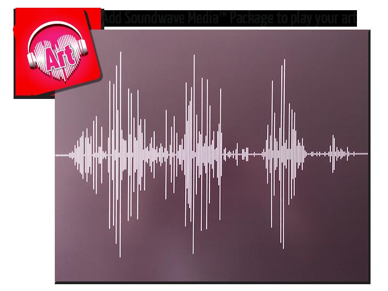 Soundwave Art Aluminum