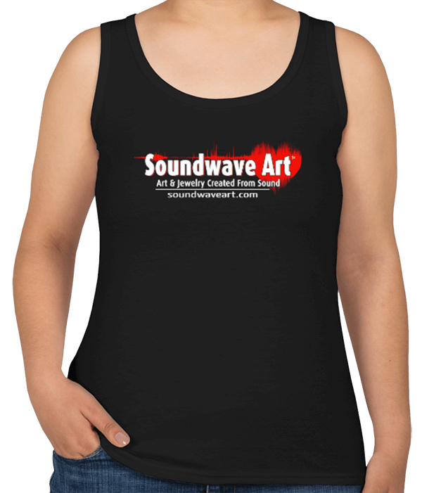 Soundwave Art™ Ladies' Tank