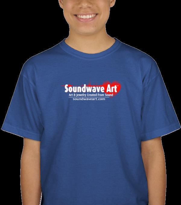 Soundwave Art™ Youth Short Sleeve 01119
