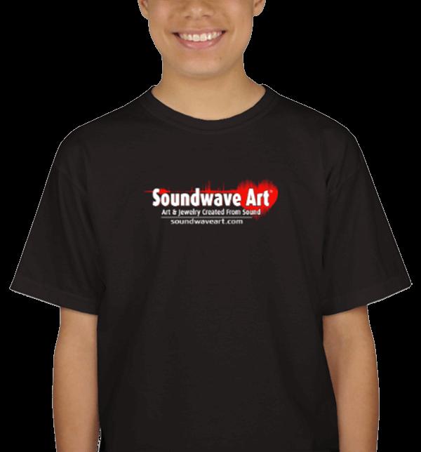 Soundwave Art™ Youth Short Sleeve