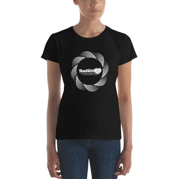 Soundwave Art™ Circle -  Women's
