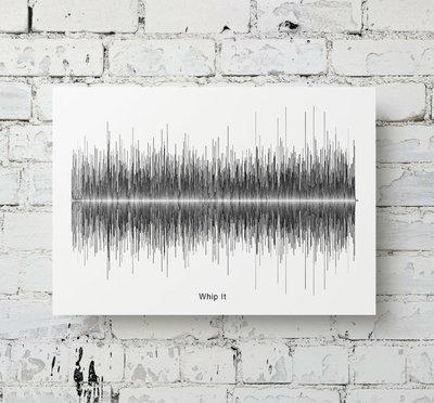 Devo - Whip It Soundwave Metal