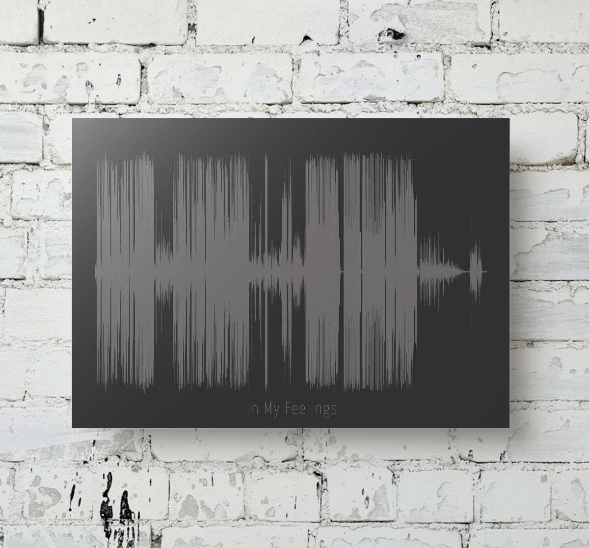 Drake - In My Feelings Soundwave Metal