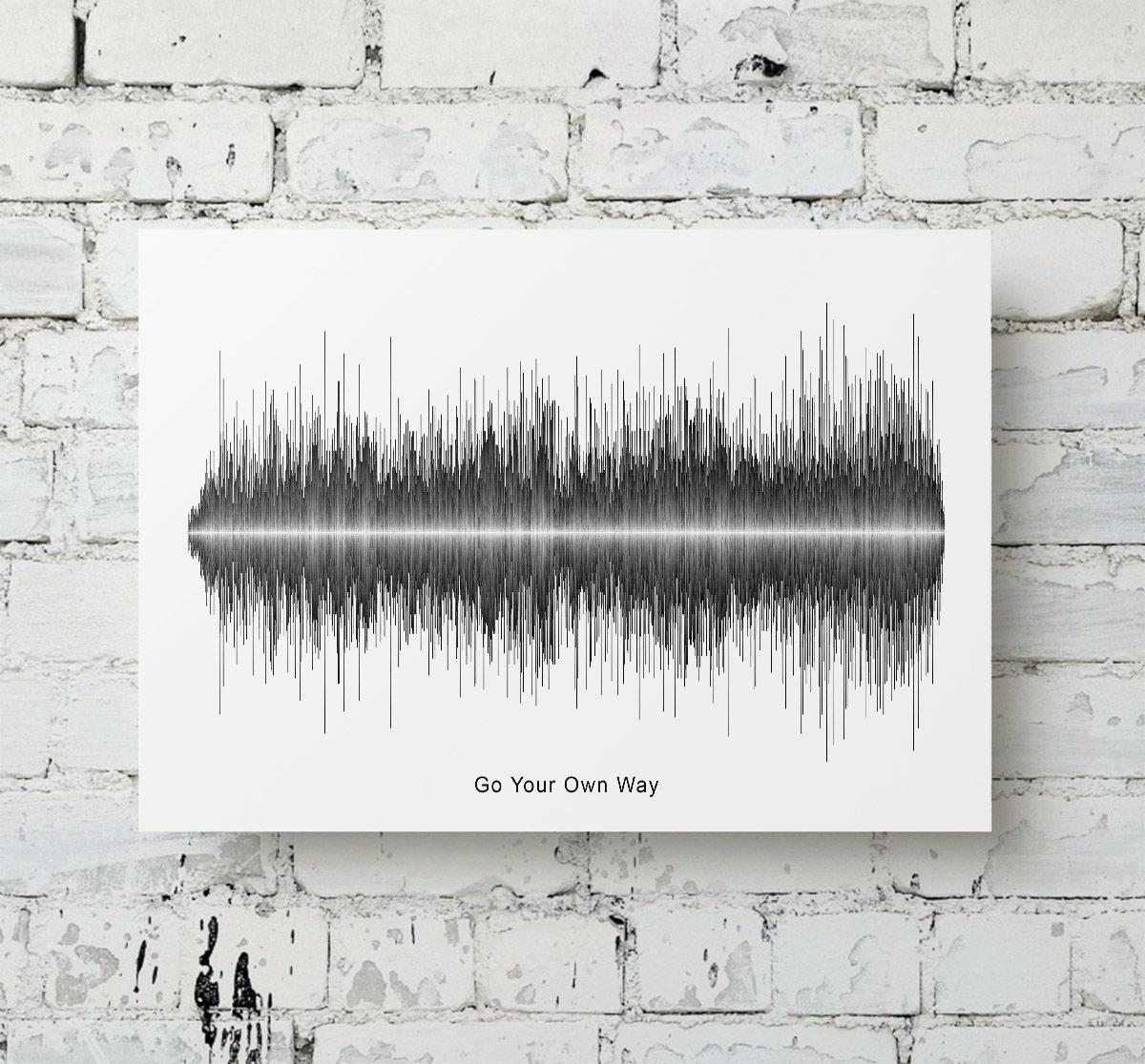 Fleetwood Mac - Go Your Own Way Soundwave Metal