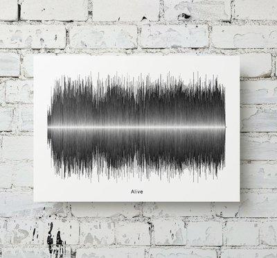 Pearl Jam - Alive Soundwave Metal