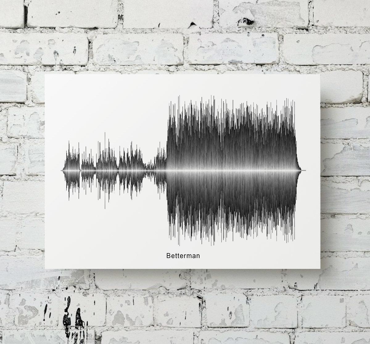 Pearl Jam - Betterman Soundwave Metal
