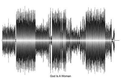 Ariana Grande - God Is A Woman Soundwave Digital Download