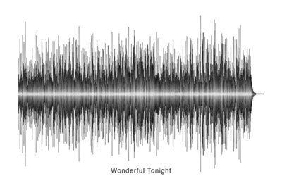 Eric Clapton - Wonderful Tonight Soundwave Digital Download