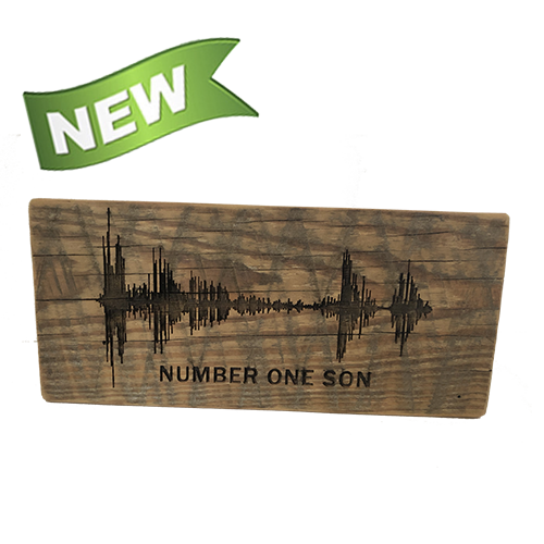 Soundwave Art Barn Wood Block 01676