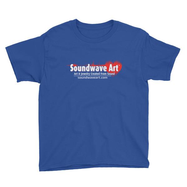 Soundwave Art™ Youth Short Sleeve T-Shirt 01697