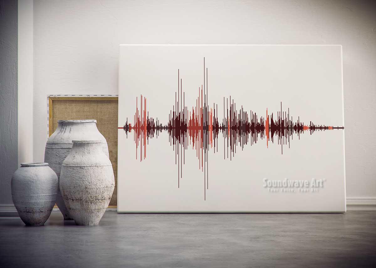 Multicolor Soundwave