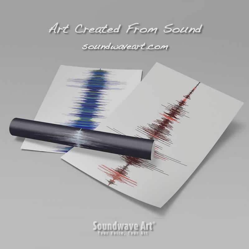 Soundwave Prints