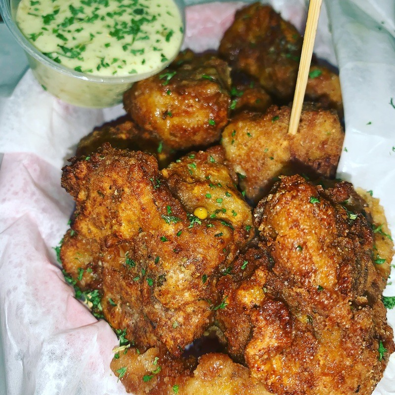 20 Cauli-Wings