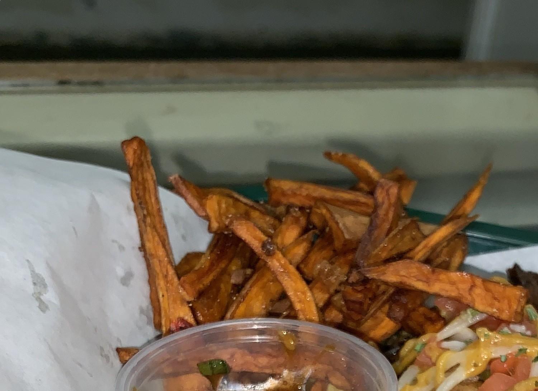 Sweet Potato Fries 8oz