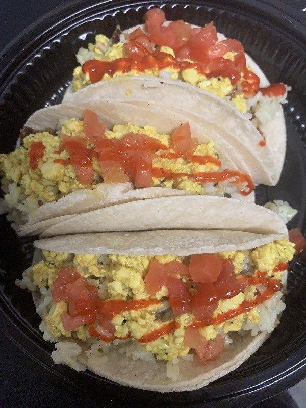 Tammy's Breakfast Tacos