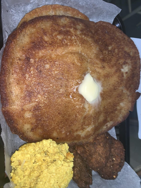 Aunt Betty's Deluxe Vegan Pancakes