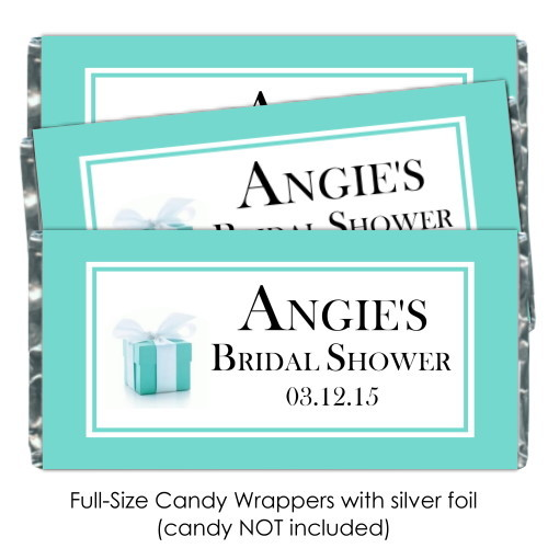 Tiffany Style Candy Wrappers 111-candybarwrappers