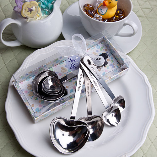 Baby Themed Measuring Spoons 217-BABY