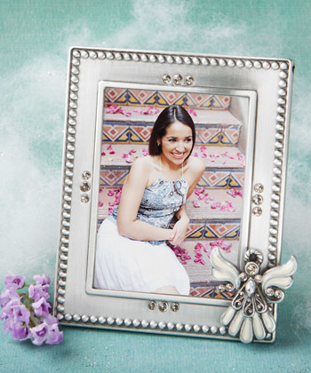 Regal Favor Collection Angel Themed Frames 212-BC