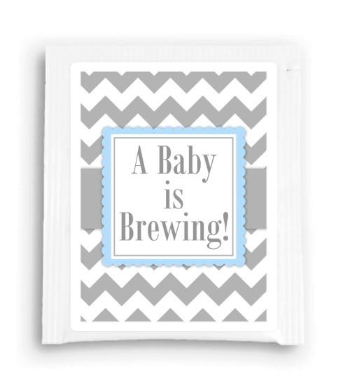 A Baby Is Brewing Tea Favor 104-TeaFavor