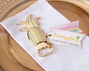 Gold Pineapple Bottle Opener 286-WINE