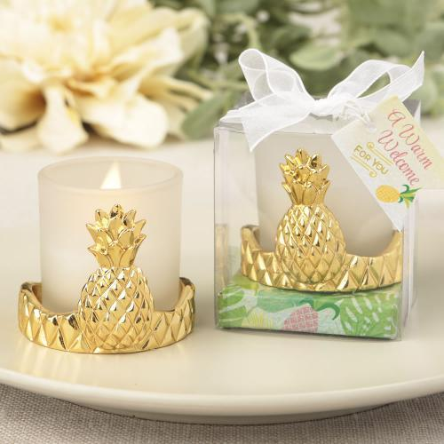 Pineapple Design Votive Candle Holder 170-CAN