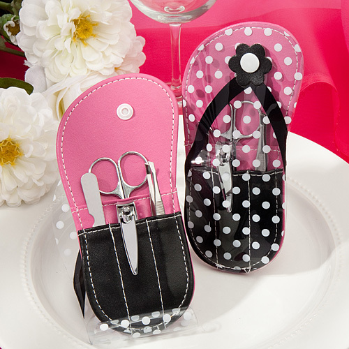 Flip Flop Design Manicure Sets 137-BEAUTY