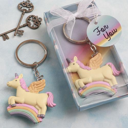 Delightful Unicorn Design Key Chain 304-UNIQUE