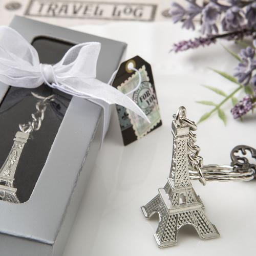 Eiffel Tower Metal Key Chains 164-PARIS