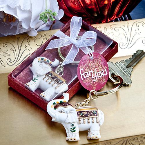 Majestic Elephant Key Chains 189-UNIQUE