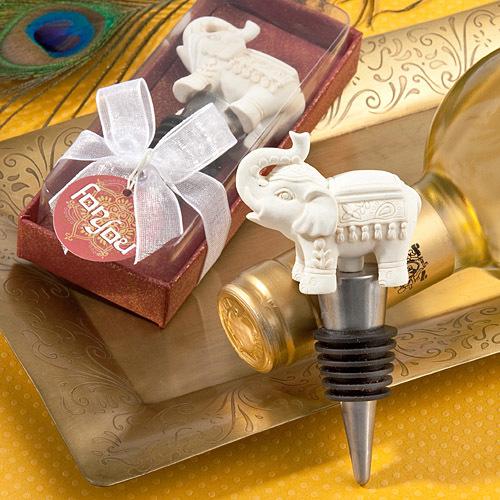 Elephant Bottle Stopper 106-IF