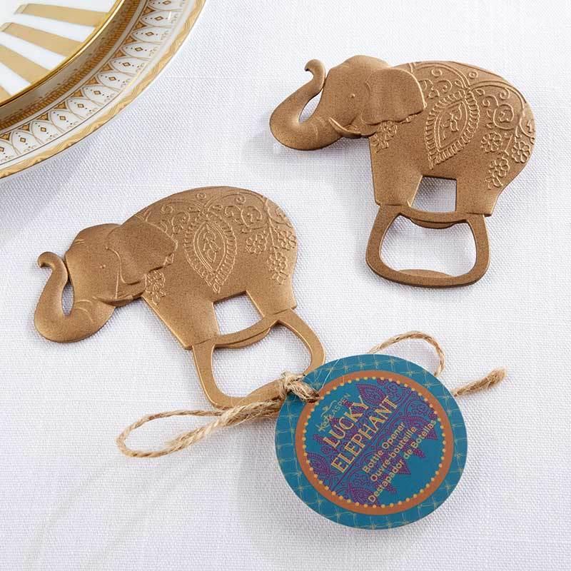 Lucky Golden Elephant Bottle Opener 149-IF