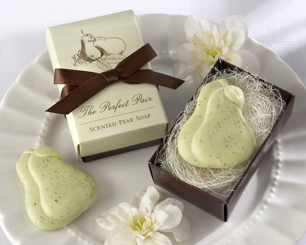 """The Perfect Pair"" Scented Pear Soap 333-S"